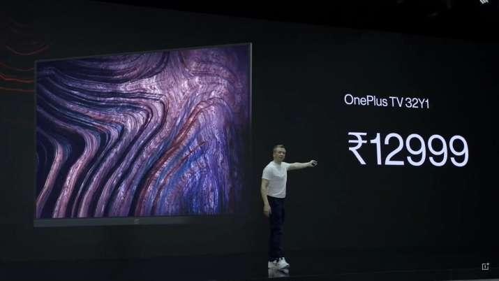 OnePlus ने भारत में लॉन्च किया किफायती स्मार्ट टीवी, कीमत 12999 से शुरू, कंपनी ने Y सीरीज के 2 और U - India TV Paisa