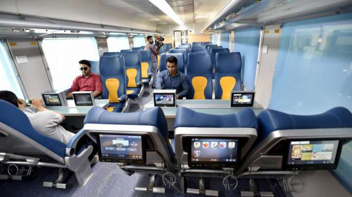 Private train operations may begin by April 2023, says Railway Board Chairman- India TV Paisa