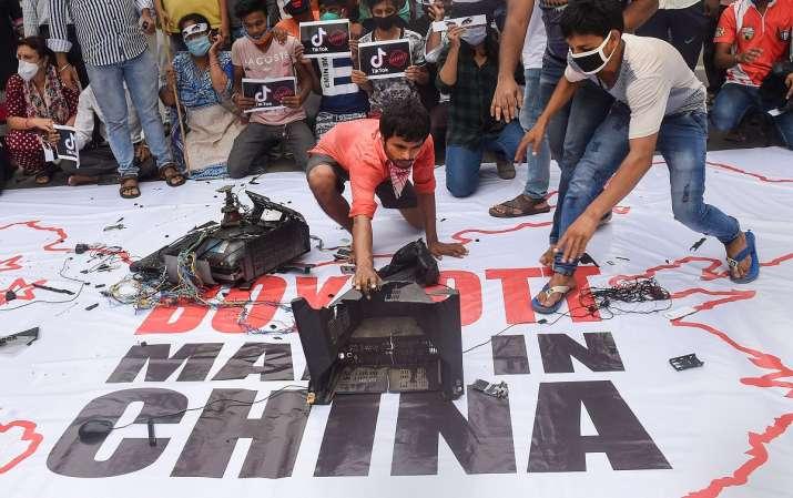 Bycott China- India TV Paisa