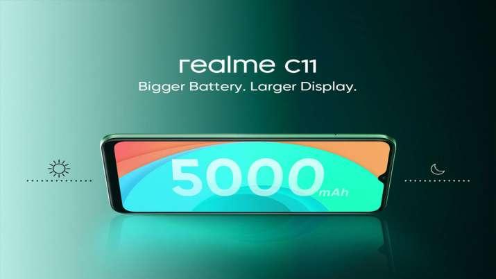 Realme brings entry-level Realme C11 to India at 7499 rupee- India TV Paisa
