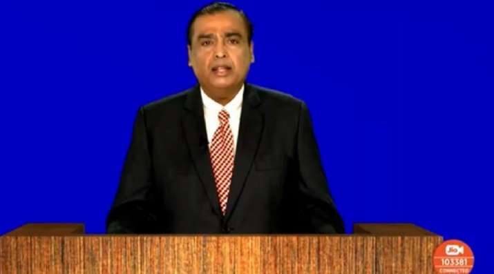 RIL AGM- India TV Paisa