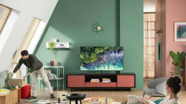 Samsung Smart TV launched- India TV Paisa