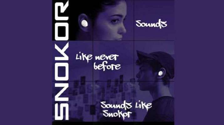 Infinix Snokor TWS earbuds- India TV Paisa