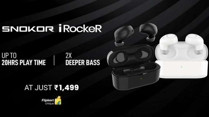 Infinix SNOKOR iROCKER wireless earbuds launched- India TV Paisa