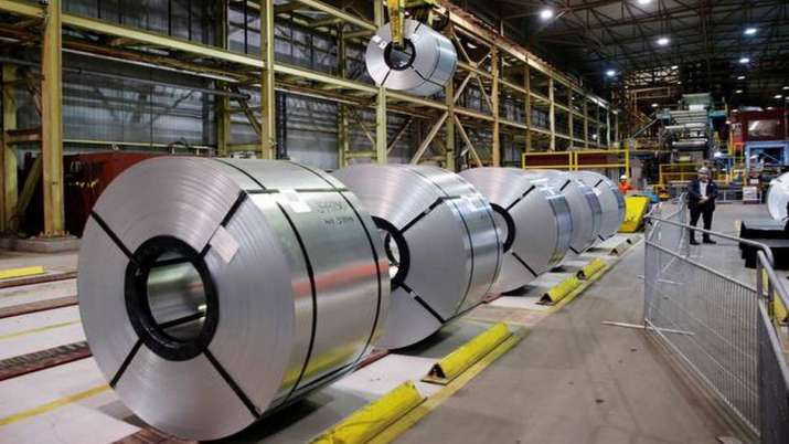 India's crude steel production at 6.8 MT in June- India TV Paisa