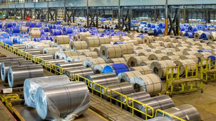 Tata Steel sales fall 23 pc to 5.28 MT in Apr-Jun qtr; output down 28.49 pc- India TV Paisa