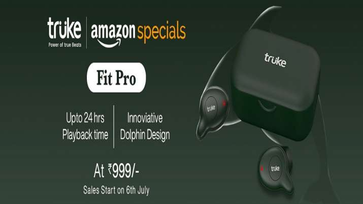 Truke Fit Pro wireless earbuds launched at just Rs...- India TV Paisa
