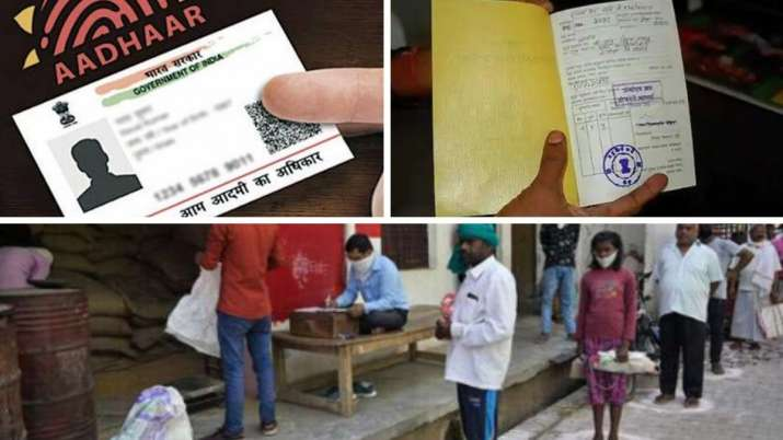 apply online ration card, ration card link with aadhaar, Pradhan Mantri Garib Kalyan Anna Yojana- India TV Paisa