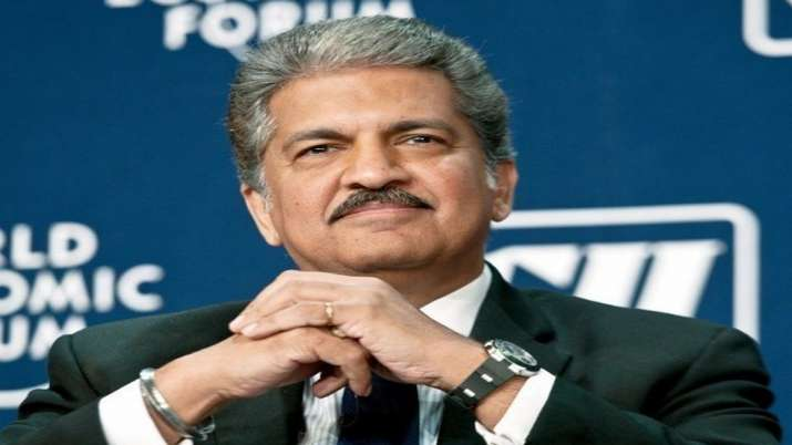 Anand Mahindra share a lungi Advertise- India TV Paisa