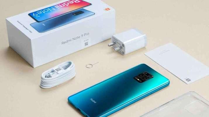 Redmi Note 9 Pro Max- India TV Paisa