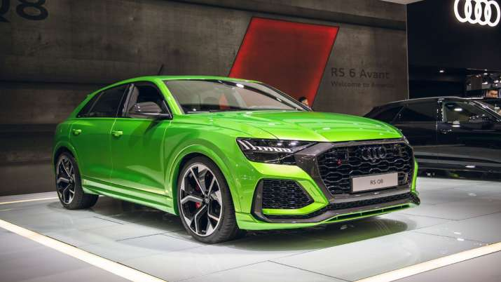 Audi RS Q8 launched in India, price starts at Rs 2.07 cr- India TV Paisa