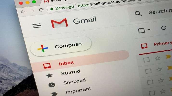 Gmail down- India TV Paisa
