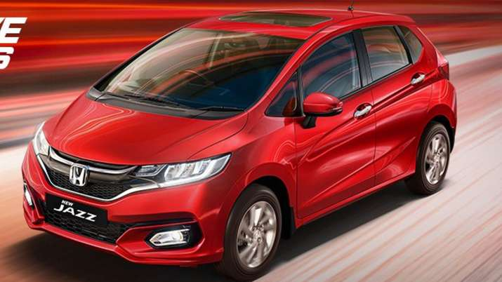 HCIL Launched Honda Jazz 2020 at starting price of 7.49 lakh Rupees- India TV Paisa