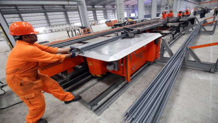 JSW Steel crude steel output falls 5 pc to 12.46 LT in July- India TV Paisa