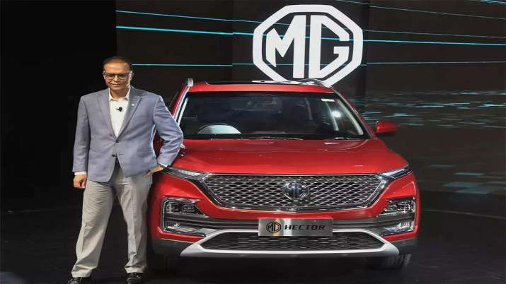 MG Motor forays into pre-owned car business in India- India TV Paisa