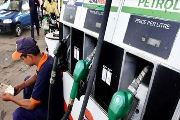 Petrol Prices Hiked Again On monday, Diesel Remains Untouched- India TV Paisa