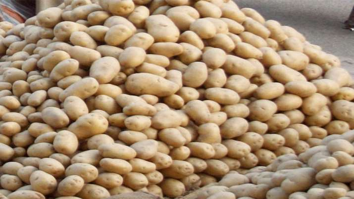 potato become costlier, price double in two month- India TV Paisa