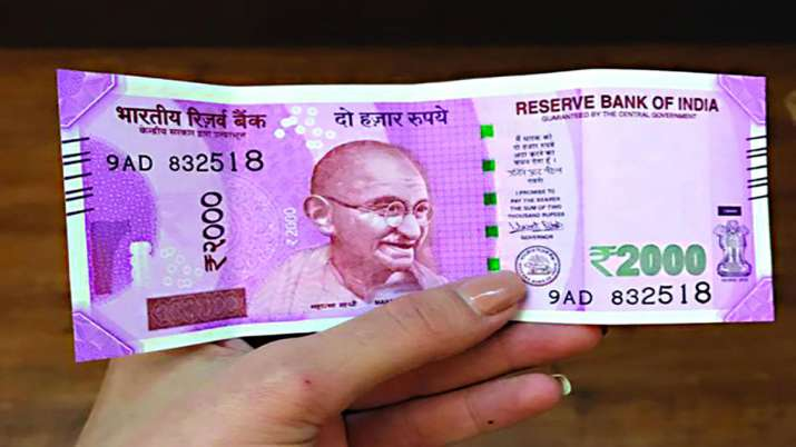 Rs 2,000 notes were not printed in 2019-20, says RBI annual report- India TV Paisa