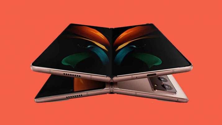 Galaxy Z Fold 2- India TV Paisa