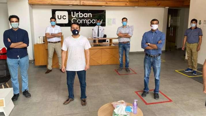 Urban Company announces ESOP sale worth Rs 37.5 crore - India TV Paisa