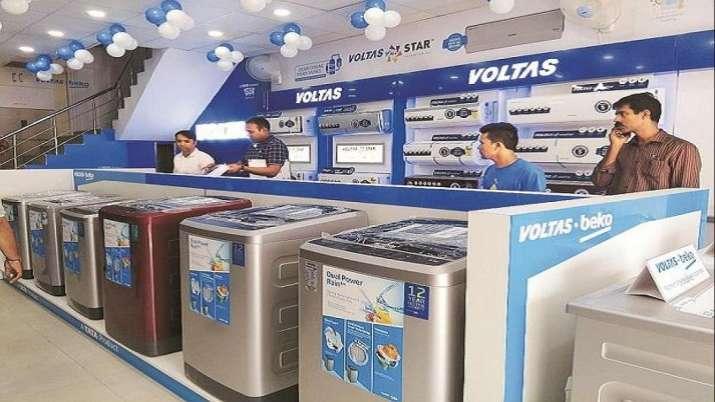Voltas Q1 profit falls 51 pc to Rs 81.77 crore- India TV Paisa