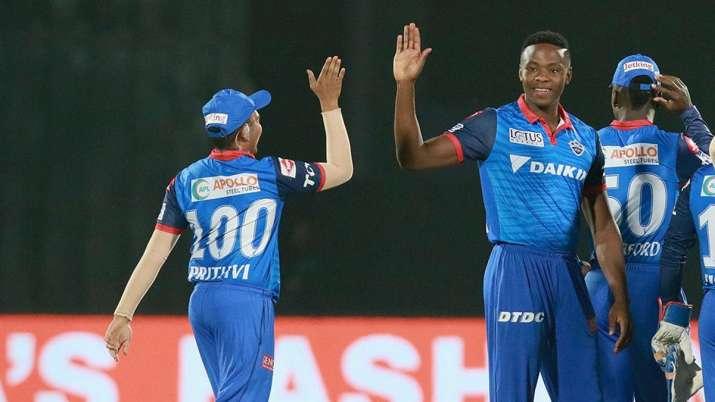DC pacer Kagiso Rabada broke Vinay Kumar's IPL record - IPL 2020, RR vs DC  : कगिसो रबाडा ने तोड़ा विनय कुमार का ये दिलचस्प IPL रिकॉर्ड - India TV  Hindi News