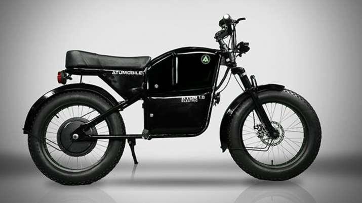 इलेक्ट्रिक बाइक...- India TV Paisa