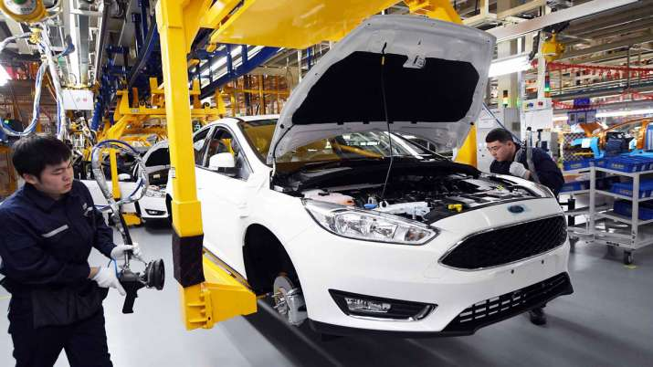 Many auto firms moving facilities out of China to cover geopolitical risks, says SIAM- India TV Paisa