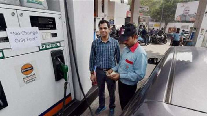 Re 1 cess on petrol, diesel to fund Andhra road infrastructure- India TV Paisa