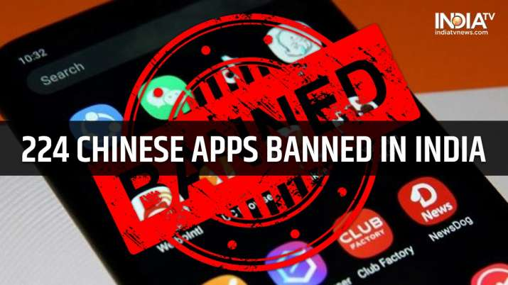 224 Chinese apps including PUBG Mobile, TikTok, Helo banned by India so far in 2020: Full list- India TV Paisa