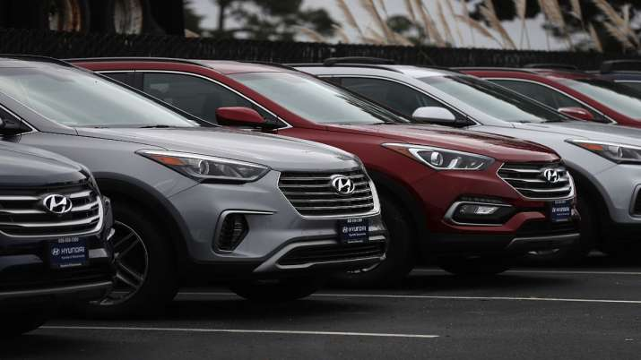 Hyundai sales dip 6 pc in August to 52,609 units- India TV Paisa