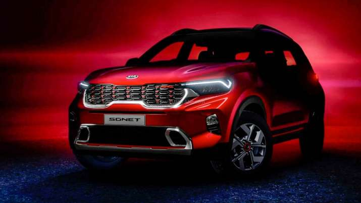 Kia Sonet launched in India with special introductory price starting INR 6,71,000- India TV Paisa