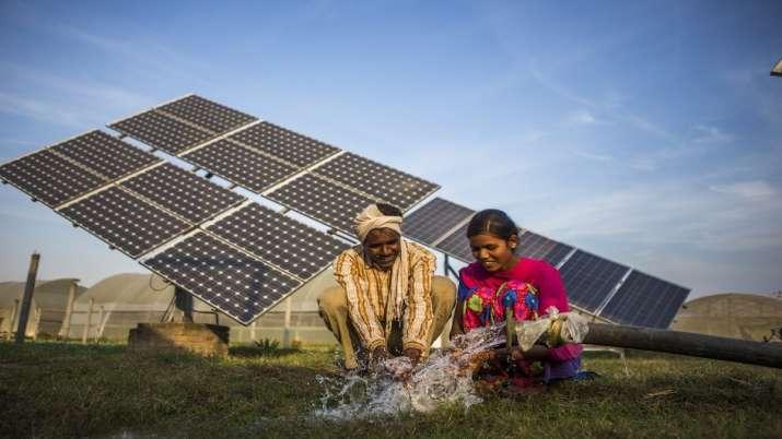 UP Govt will distribute free solar pump sets under kisan uday yojana- India TV Paisa