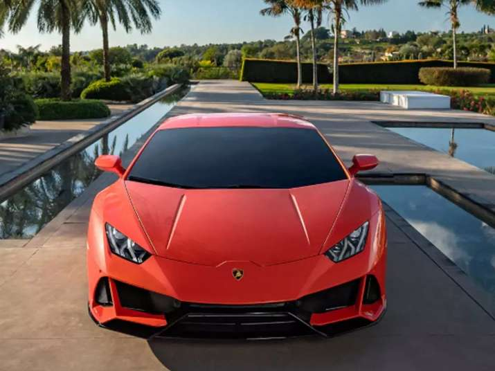 Sales, aftersales showing very positive results, says Lamborghini India- India TV Paisa
