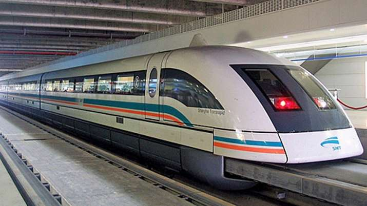 BHEL ties up with SwissRapide AG to bring Maglev trains to India- India TV Paisa
