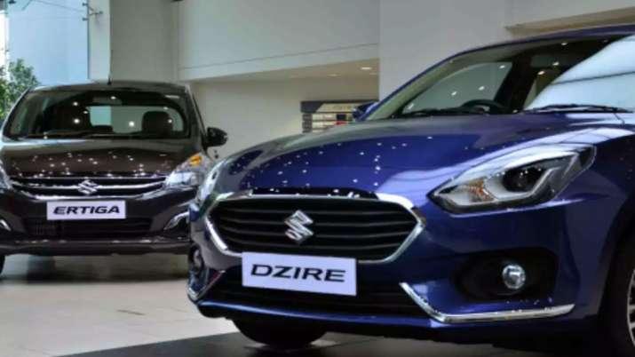 Maruti Suzuki August total domestic sales grow 20 percent - India TV Paisa