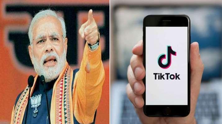 Modi Chinese app ban Roposo Indian App Tik Tok news- India TV Paisa
