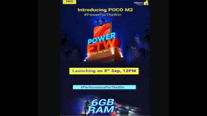 Poco India to launch M2 on 8 September, Expected specs, other details- India TV Paisa