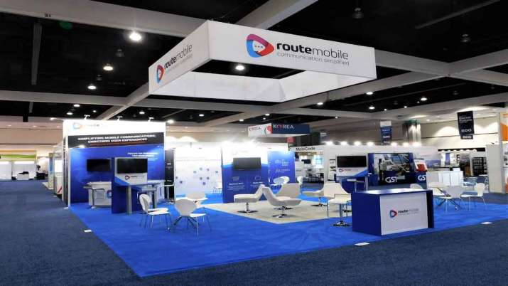 Route Mobile makes dream debut; shares jump 105 pc- India TV Paisa