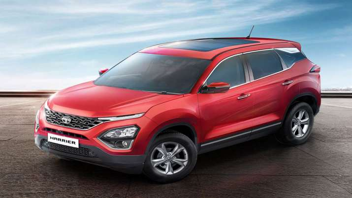 Tata Motors launches new Harrier trim at Rs 16.99 lakh- India TV Paisa