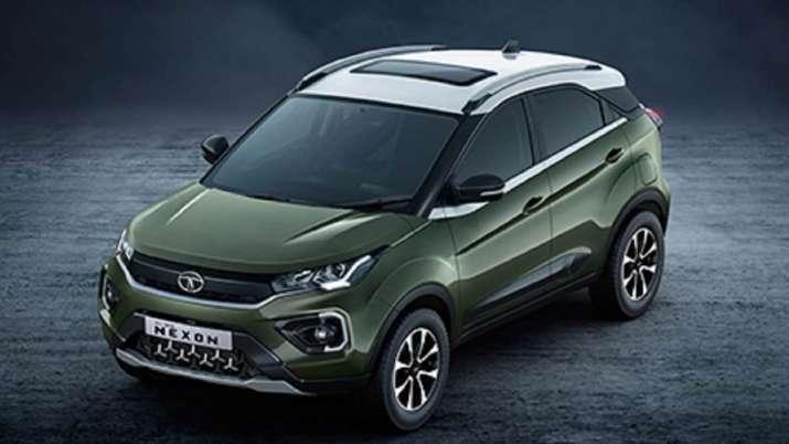 Tata Motors launches new Nexon variant; price starts at Rs 8.36 lakh- India TV Paisa