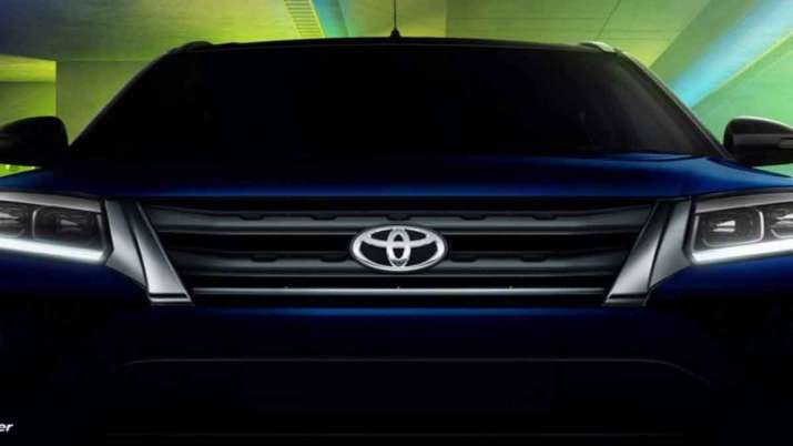 Toyota urban cruiser will be launch in india on 23 september- India TV Paisa