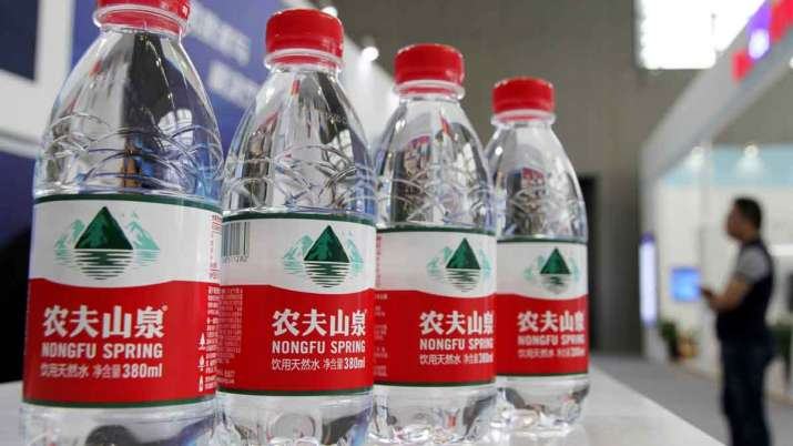 Bottled water billionaire Zhong Shanshan pips Jack Ma to become China's richest- India TV Paisa