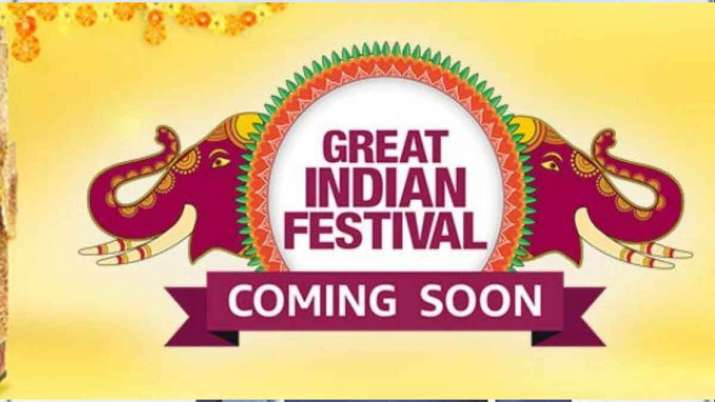 Amazon to host 'Great Indian Festival' from Oct 17 onwards- India TV Paisa