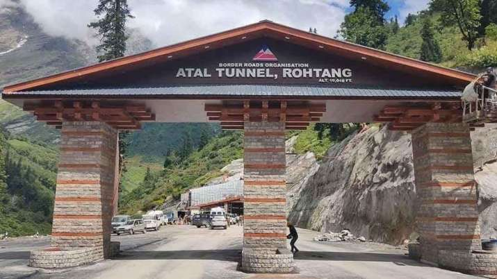 SAIL Supplied 9,000 tonnes of steel for Atal Tunnel - India TV Paisa