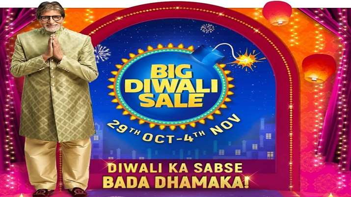 flipkart big diwali sale start today at 12 pm, know offers and deals- India TV Paisa
