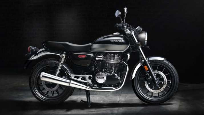Honda Motorcycle competing with Royal Enfiel, launches H'ness CB350 at Rs 1.85 lakh- India TV Paisa