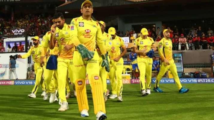 MS Dhoni Chennai Super Kings became the first team to be eliminated from IPL  2020 - आईपीएल 2020 से बाहर होने वाली पहली टीम बनी धोनी की चेन्नई सुपर किंग्स  - India TV Hindi News