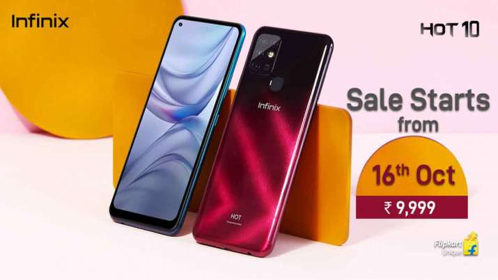 Infinix to offer tempting deals on its HOT 9, HOT 9 Pro, Smart 4 Plus, NOTE 7 and the latest HOT 10,- India TV Paisa
