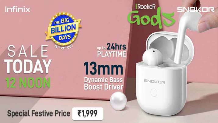Snokor irocker gods goes live on Flipkart from October 15- India TV Paisa